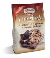 Cantuccini MORBIDI al Cioccolate 200 g